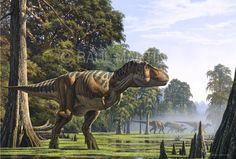 Raúl Martín: Tyrannosaurus 1