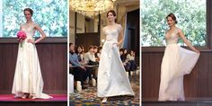 Mira Zwillinger dresses at JAPAN BRIDAL SHOW