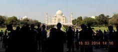 Symbol of love Taj Mahal