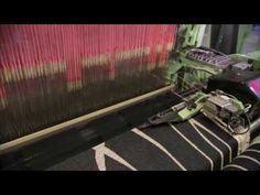Craft in America: Industry 30 second preview Educational Videos, Pattern Design, America, Youtube, Weaving, Crafts, Textiles, Manualidades, Loom Weaving