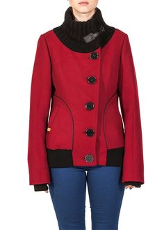 Soia Kyo Junita Wool Coat