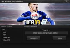 s there anybody who is seeking for a working FIFA 17 cd key? Cracking groups rarely release their cracks on time, therefore waiting for FIFA 17 crack to be released is not the best idea, especially if we want to play the freshly released game
