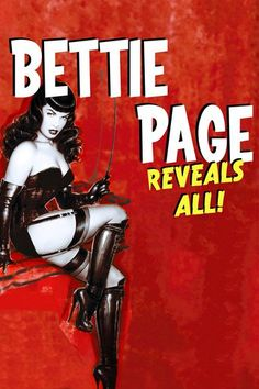 Bettie Page Reveals All (2013)…
