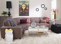 Vesta Corner Sofa | Sofas And Sectionals | Living Room | Furniture | Products | Urban Barn