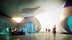 Batumi Aquarium © Henning Larsen Architects
