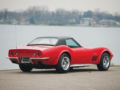 1972 Chevrolet C3 Corvette Stingray LT1 Convertible
