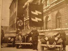 Tyske tropper i Tromsø Kingdom Of Italy, Tromso, The Big Four, Axis Powers, Soviet Union, Countries Of The World, World War Two, Ww2, Norway