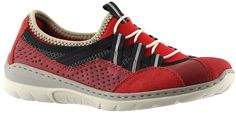 Look what I found on PurpleTag.ie: Rieker - L3256 Sneaker Red Shoes
