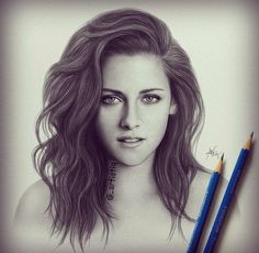Wonderful Celebrities Drawing Works by Artistiq
