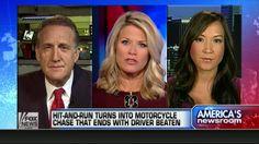 Fox News Channel America's Newsroom with Martha MacCallum and Jeff Gold.