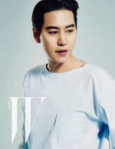 Kyu Hyun - W Magazine July Issue '14