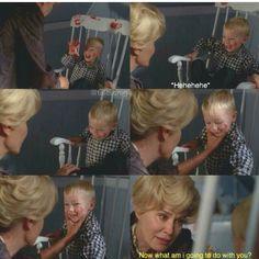 I had to laugh so hard. Little murderous Tate