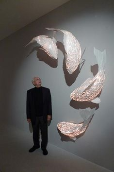 Review: Frank Gehry's Fish Lamps