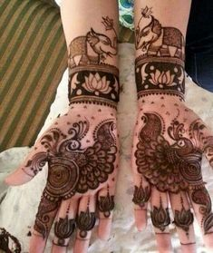 top ten mehndi design so famous for you