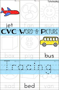 CVC-Word-Picture-Tracing-Cards.jpg (602×922)