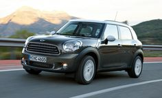 Mini Cooper (countryman) 4 door mini.. my dream. would take it even with my 2 kids!