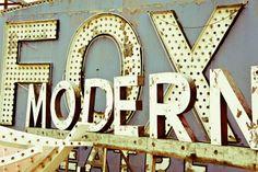 foxy modern