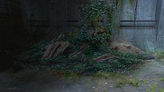 Overgrown Junk | Video Games Artwork