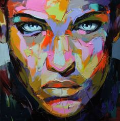 Françoise Nielly - Untitled 616, 2011.