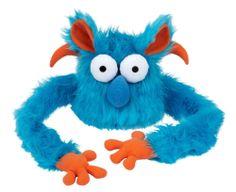 Hugalope Puppet Monster Hat Jumbo Eyes | eBay