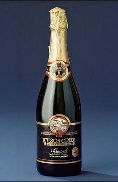 Wilson Creek Winery Almond Champagne