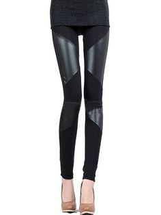 Zanzea Faux Leather Stretchy Leggings: Bid: Buynow Price Remaining Run Until Sold Leggings Are Not Pants, Women's Leggings, Black Leggings, Tights, Faux Leather Leggings, Black Faux Leather, Leather Pants, Thing 1, Black Skinnies