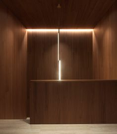 """Vincent Van Duysen creates """"palazzo"""" for Molteni Group in New York Gym Interior, Interior Lighting, Luxury Interior, Interior Design, Palazzo, Vincent Van Duysen, Lighting Concepts, Lighting Ideas, Reception Counter"""