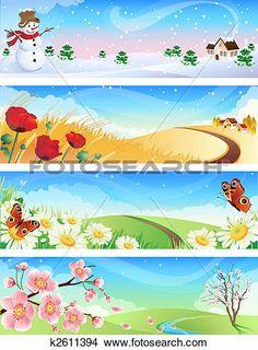 Risultati immagini per le quattro stagioni immagini
