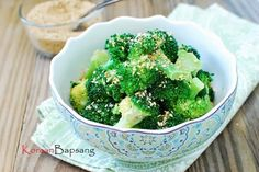 """Broccoli is one of those vegetables you either love or hate. My children didn't like it when they were little. Yes, I had to repeat the infamous phrase, """"eat your broccoli"""", every time I put it on the table. They eventually grew up to love broccoli. So, there's your hope! Sesame broccoli is one of …"""