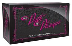 Path to Pleasure Game. Where the Journey is as Exciting as the Destination. Awaken your senses and prepare for pleasure with the game that takes you on a journey of sexual discovery. Couple Romance, Pure Romance, Intimate Questions, Board Games For Couples, Game Start, Drinking Games, Adult Games, Massage Oil, Cool Toys