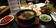 JANTCHI — Fav and the BEST Bibimbap in Paris | The 食