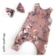 Beautiful floral romper. A perfect baby romper or toddler romper fit for any season. Team it with a long sleeve top or on its own for those warmer days. This girls romper is UK handmade in a harem style which will give your little one lots of comfort whilst exploring their world! Room