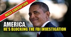 BREAKING : MASSIVE CORRUPTION AS OBAMA BLOCKS FBI FROM INVESTIGATING NEW EMAILS (10/30/16)