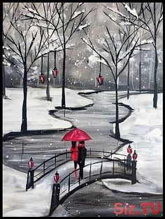 Join us for a Paint Nite event Wed Nov 2017 at 101 East Columbia Way Vancouv. - Duvar kağıtları,wallpaper - Join us for a Paint Nite event Wed Nov 2017 at 101 East Columbia Way Vancouver, WA. Winter Painting, Diy Painting, Christmas Paintings, Art Drawings Sketches, Pencil Drawings, Pictures To Paint, Painting Inspiration, Pencil Drawing Inspiration, Watercolor Paintings