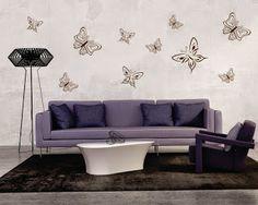 Stickere decorative,autocolante de perete,decoratiuni interioare: LICHIDARE DE STOC -50-70%