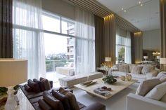 O estilo da arquiteta e decoradora em 3 projetos PROMOCASAVOGUE    Fotos: Romulo Fialdini