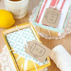 Tea Towel Gift Set w