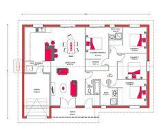Plan De Maison 120m2 4