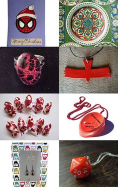 A Curious Christmas by Jill Lord on Etsy--Pinned with TreasuryPin.com