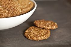 Oat biscuits - Kitchenette Kitchenette, Something Sweet, Biscuits, Sweet Tooth, Gluten Free, Favorite Recipes, Cookies, Baking, Desserts