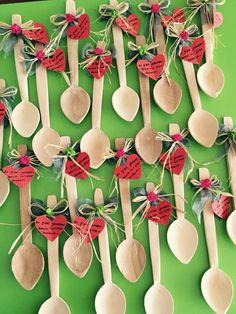Anneler günü- mother s day spoon gift-Akıncıtürk