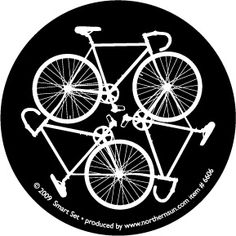 I love me some bicycles.