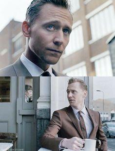 Tom Hiddleston  in GQ