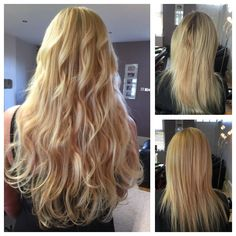 Colour And 18 Inch Cinderella Hair Extensions