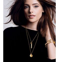 Ashley Greene in m.powerment by mark jewelry, 2011. (http://explore.meetmark.com/m_powerment/learn_more)