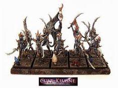Risultati immagini per dark elves army
