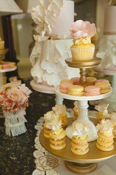 Great Gatsby Dessert Table www.MadamPaloozaEmporium.com www.facebook.com/MadamPalooza