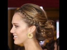 Easy Updos for Long Hair   Beauty High