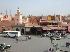 In the #beautiful city of Marrakesh, #Morocco.