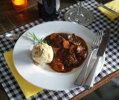Le Crock: Daube de boeuf (Rindfleisch in Rotwein) | Crocky-Blog